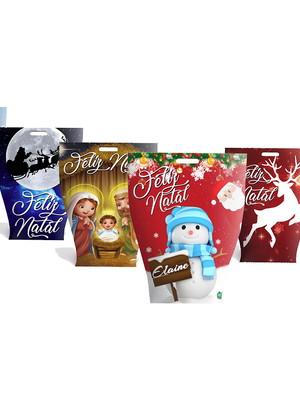 Arquivo de Corte embalagem para lembrancinha de natal