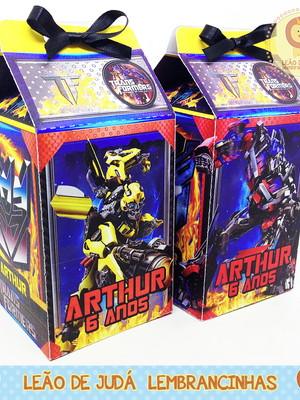 Caixa milk Transformers
