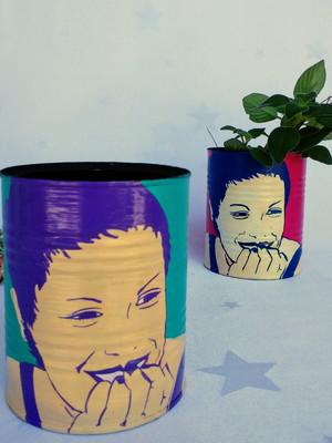 Elis Regina | lata para plantas