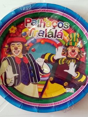 Pratinho Patati Patata Aniversário (08 Pratinhos)