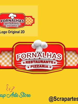 Criação de Logomarca em 3D
