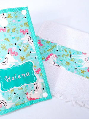 Kit de Higiene Bucal Infantil Personalizado