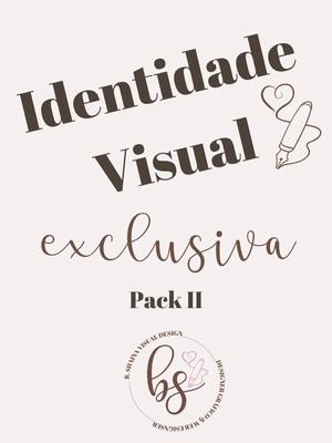 Criação de Identidade Visual - Leia as Informações