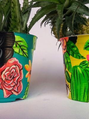 Frida Kahlo | vaso médio