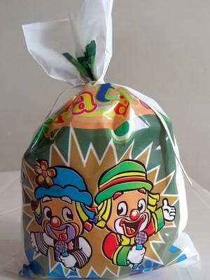 Sacola Plastica Patati Patatá (10 unidades)