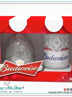 Arquivos para caixa para ovo da páscoa + Budweiser