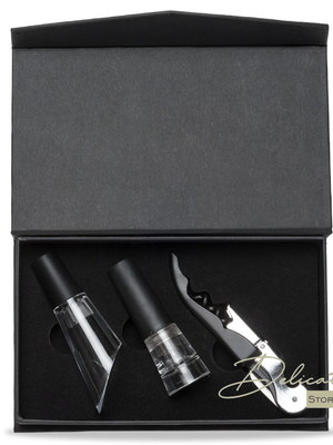 Kit Vinho 3 peças - DS13730
