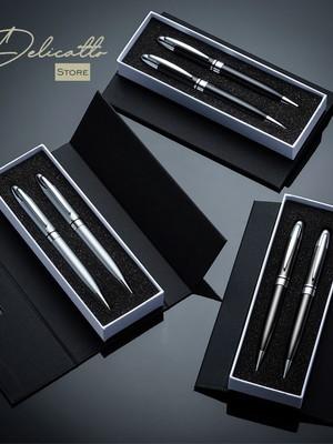 Conjunto Caneta e Lapiseira Metal - ER180PAR-BCO