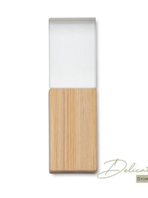 Pen Drive Cristal Bambu - DS0064-4GB/8GB