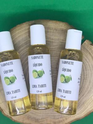 Sabonete Líquido natural