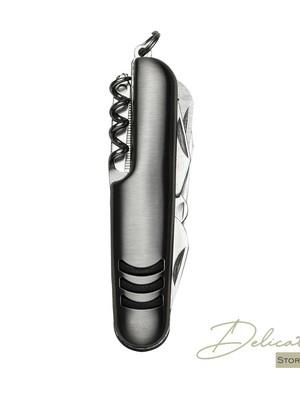 Canivete Metal 9 funções em Bainha em Nylon - DS06757