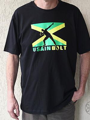 Camisa Usain Bolt
