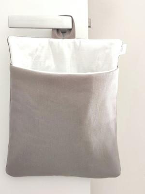 Lixeira para pendurar 23x28cm * escolher tecidos *