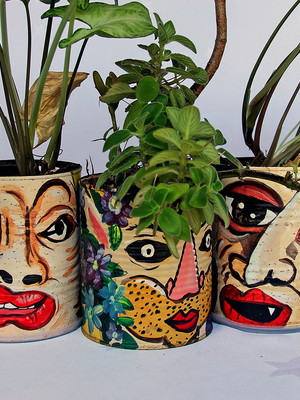 James Ensor | kit com 3 latas