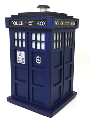 Miniatura Decorativa Tardis - Doctor Who