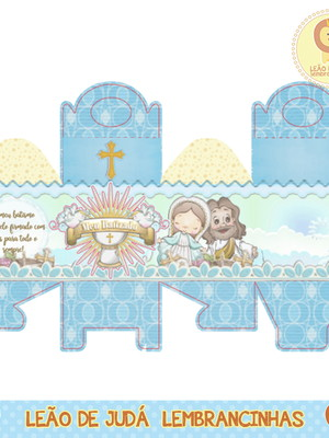 Caixa para festa batizado