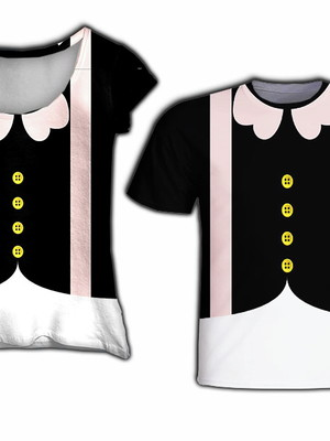 Camisas Adultas - Mund Bt Roupas