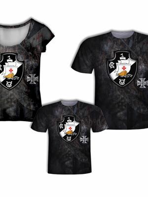 Camisas Pai e Filho + Camisa Mãe - Time 3