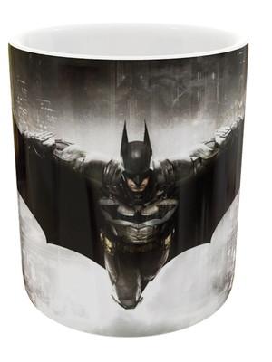 Caneca do Batman de Cerâmica Branca 325 ml