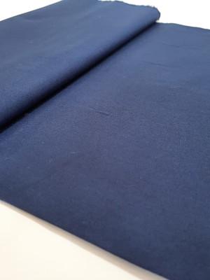 Tecido Liso Azul Escuro (tricoline 100% algodão)