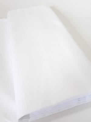 Tecido Liso Branco (tricoline 100% algodão)