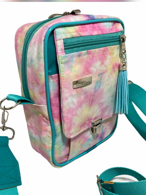 SHOULDER BAG TIE DYE TIFFANY