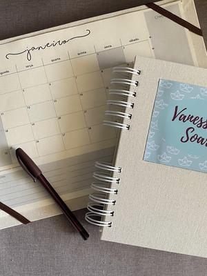 Kit Planner PS personalizado (pré-venda)
