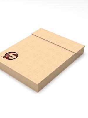 Arquivos para Embalagem de Agenda