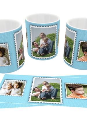 Caneca Personalizada com Fotos de Crianças