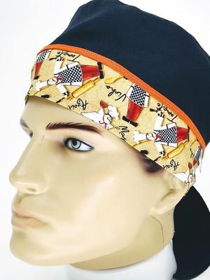 Bandana ou Touca Masculina Personalizada