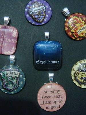 Pingentes Harry Potter