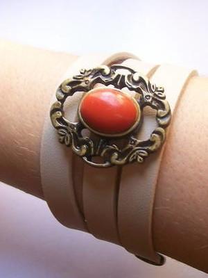 Bracelete Courinho Vintage Frame