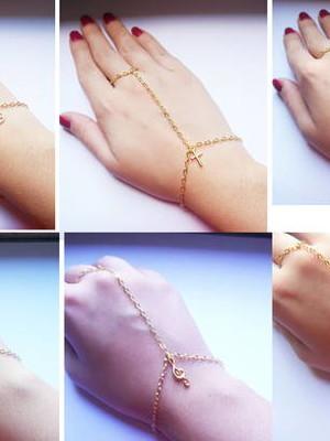 Slave Bracelete Pingente