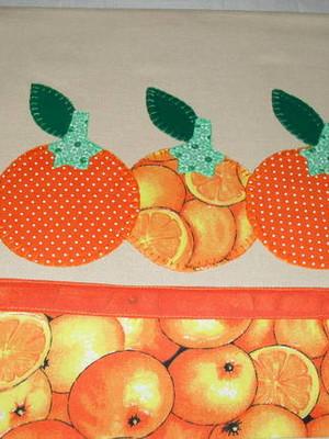Panos De Prato - Frutas 5