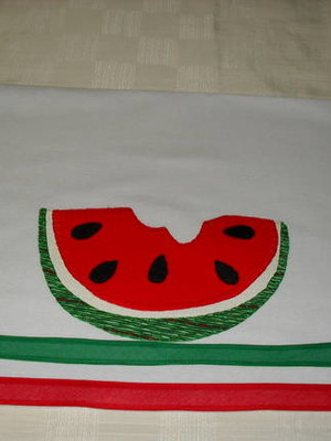 Panos De Prato - Frutas 2