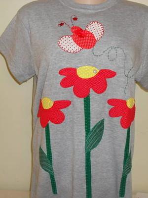 Camiseta - Jardim 2