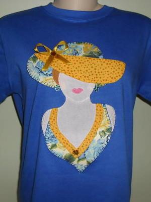 Camiseta - A dama