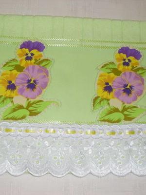 Toalha Social - Floral 1