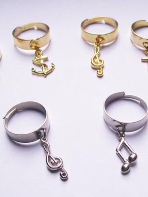 Anéis reguláveis pingentinho