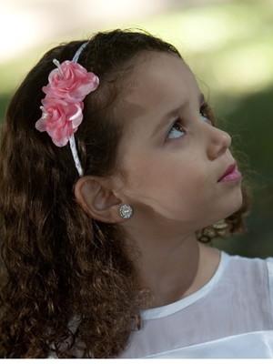 Tiara Florista Rosa