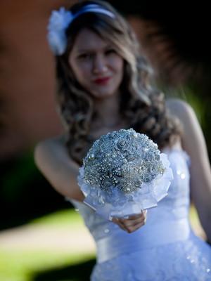Bouquet de broche Divino