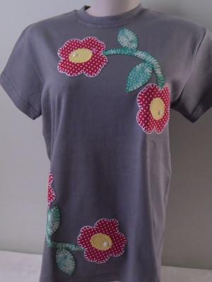 Camiseta - Flores