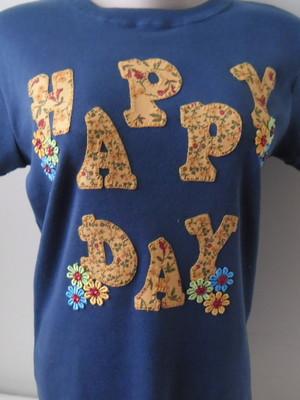 Camiseta -HAPPY DAY