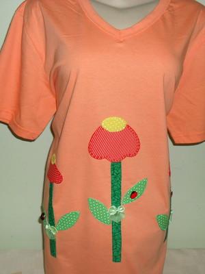 Camiseta - Jardim 3