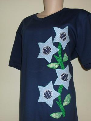 Camiseta - Flores  5