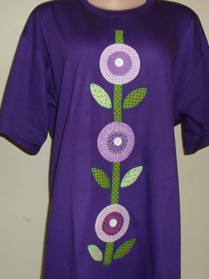 Camiseta - Flores  6