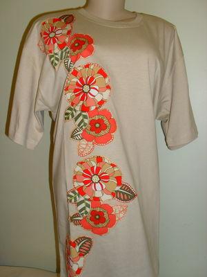 Camiseta - Flores 7