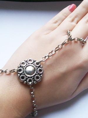 Slave bracelete Vintage Flower