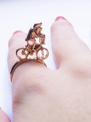 Anel Bike Love