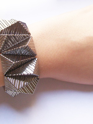 Pulseira Geometric Triangles